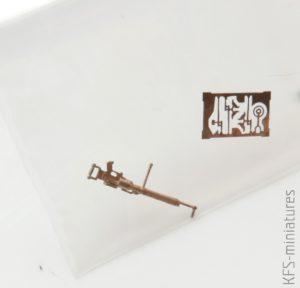1/72 ShKAS machine gun - Mini World