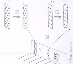 Ladders -Rainbow