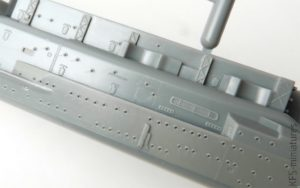 1/700 Japanese Navy Aircraft Carrier Akagi - Fujimi