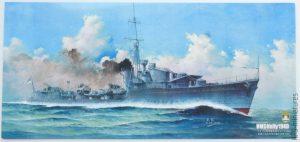 1/700 HMS Kelly 1940 FlyHawk Model