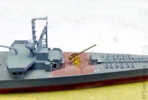 WWII IJN 10th Year Type 12cm/45AA Gun