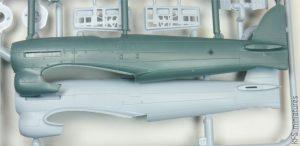 1/72 Typhoon Mk.Ib Car Doors - Brengun