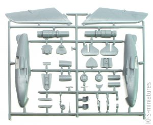 1/72 Junkers EF 128C - AZ-Model
