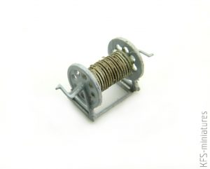 1/350 IJN Cable Reels & Winch - Rainbow Model