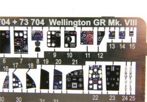 1/72 Wellington GR Mk. VIII - Waloryzacje - Eduard