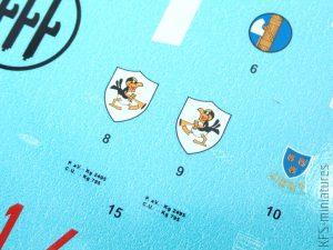 1/48 Reggiane Re.2001 Falco II - Sword