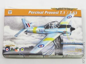 1/144 Percival PROVOST T.1 / T.53 - Miniwing