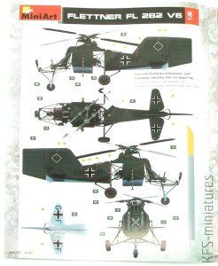 1/35 FL 282 V-6 Kolibri - MiniArt