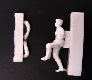 1/72 Soviet soldiers at party - Armory