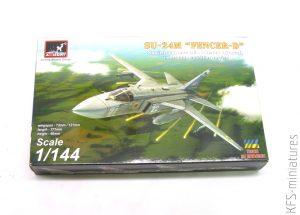 "1/144 Su-24M ""Fencer-D"" - ex-USSR countries - Armory"