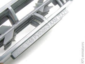 1/48 Israel IAI Kfir C2/C7 - AMK