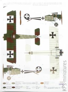 1/32 Fokker D.II - Special Hobby