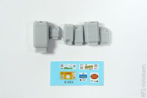 1/35 Plastikowe pojemniki - Eureka XXL