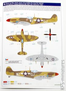 1/144 Spitfire Mk.IXc late - Eduard