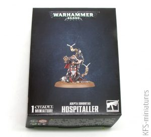 28mm Hospitaller - Games Workshop