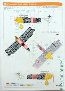 1/72 Fokker D.VII(Alb) - ProfiPACK - Eduard