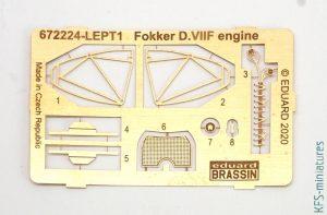 1/72 Fokker Fokker! - Fokker D.VII - Dual combo -Eduard