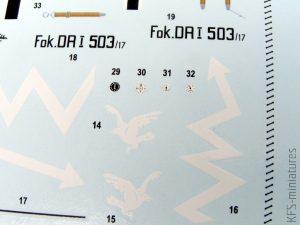 1/48 Fokker Dr.I - Weekend - Eduard