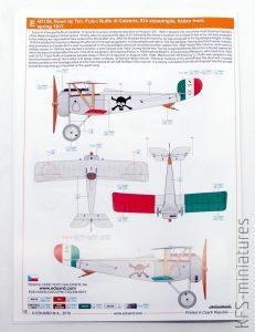1/48 Nieuport Ni-17 - Eduard