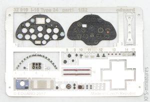 1/32 I-16 Type 24 - Zoom - Eduard