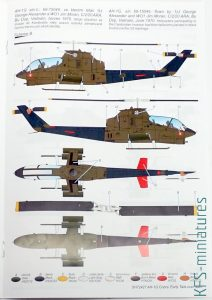 1/72 AH-1G Cobra - Special Hobby