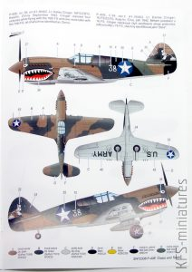 1/72 P-40E 'Claws and Teeth' - Special Hobby