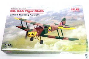 1/32 DH.82A Tiger Moth - ICM