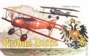 1/48 Viribus Unitis - Eduard