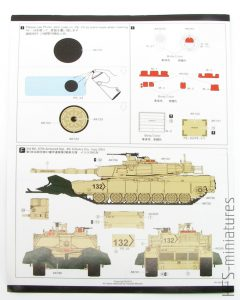 1/72 Abrams M1A2 SEP with Mine Clearing Blade System - FlyHawk Model
