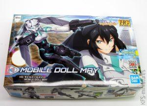 Mobile Doll May - Bandai