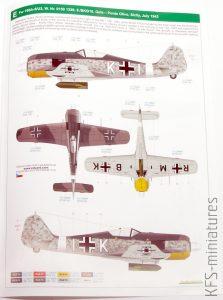 1/48 Jabo - Fw 190A - Eduard