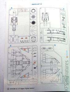 1/72 Saab JA-37 Viggen - Special Hobby
