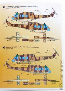 Iranian Army Aviation Agusta-Bell-205 - KMA Modeller