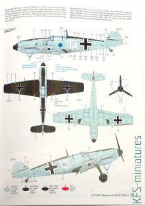 1/72 Bf 109E-3 - Special Hobby