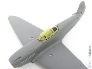 1/72 Yakovlev Yak-1b - Arma Hobby – dodatki