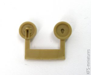 1/35 WWII German VW Wheel Set - Def.Model