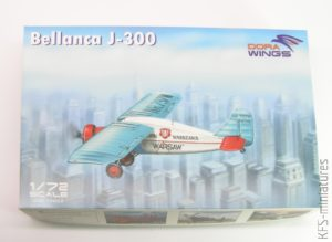 1/72 Bellanca J-300 - Dora Wings