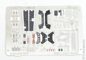 1/48 Bodenplatte - Eduard