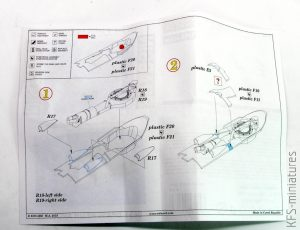 1/48 P-38 F/G Lightning - Tamiya - Waloryzacje