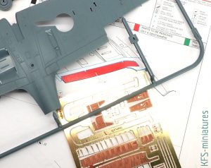1/48 Spitfire Mk.I – Dodatki