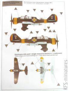 1/72 PZL.23B Karaś in Romanian Service - IBG Models