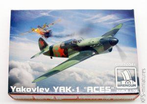 1/72 Yak-1 Aces - Brengun