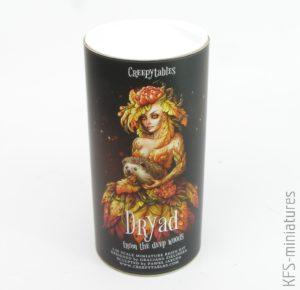 1/10 Dryad bust - Creepytables