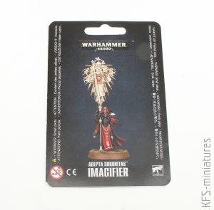 28mm Imagifier - Adepta Sororitas - Games Workshop