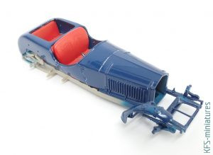 1/32 Historic Cars - Airfix