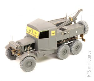 1/35 Scammell Pioneer SV2S - IBG Models