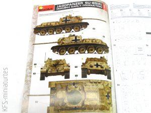 1/35 Jagdpanzer SU-85 (R) w/CREW - MiniArt