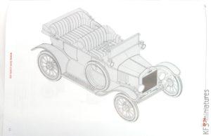 1/35 Model T 1917 Touring - ICM