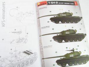 1/35 Soviet Medium Tank T-54-2 Mod. 1949 - MiniArt