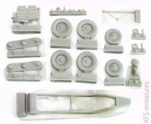 1/48 U.S Motor Grader - PlusModel